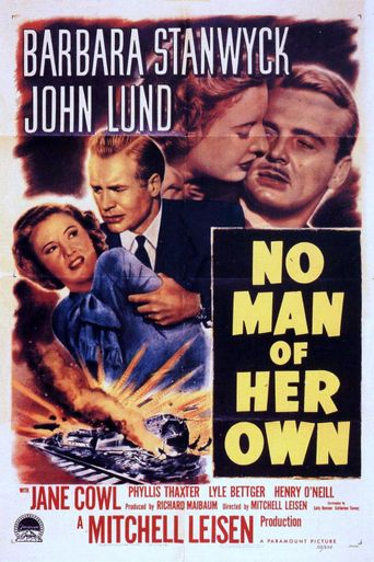 Watch No Man of Her Own