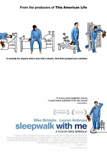 Watch Sleepwalk with Me