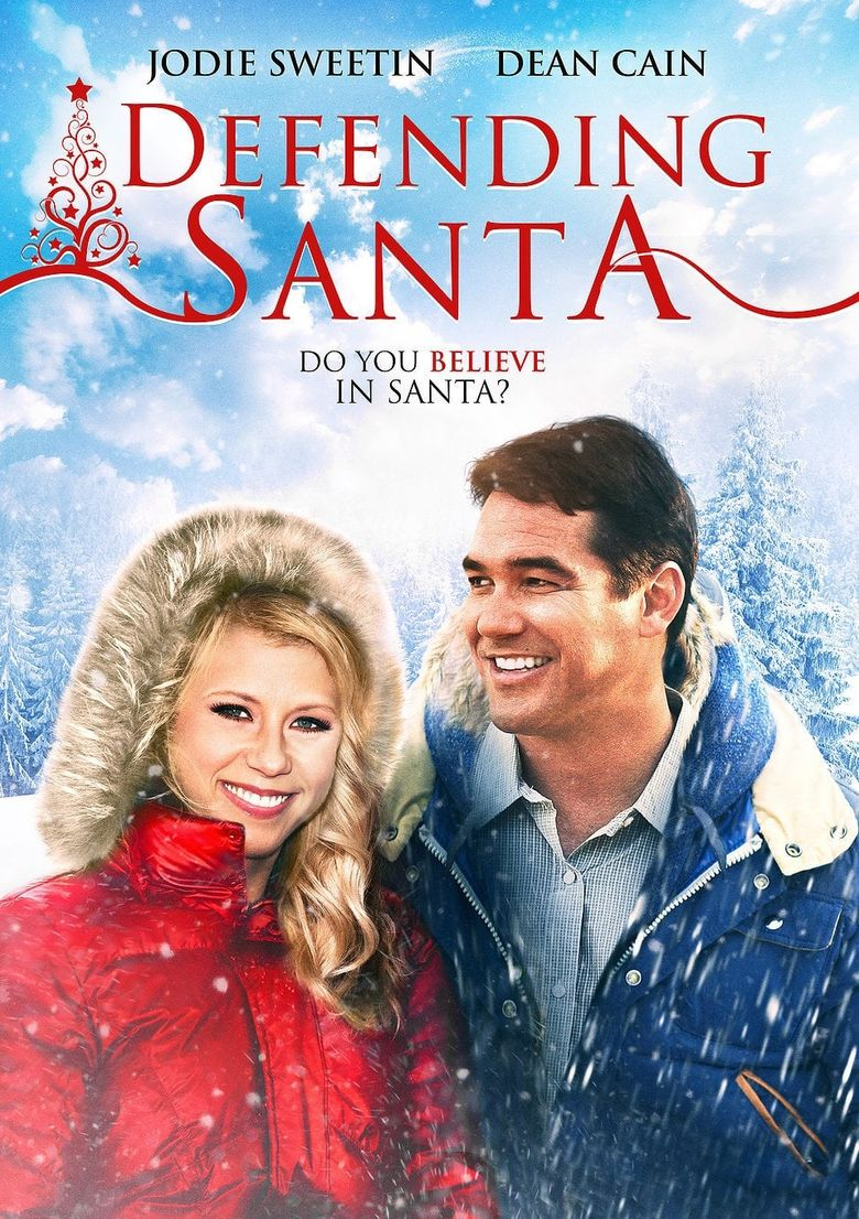 Defending Santa Poster