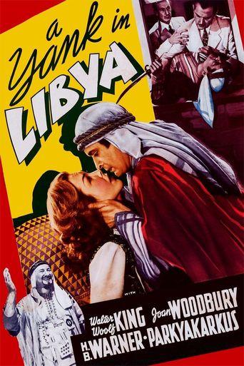 A Yank In Libya Poster
