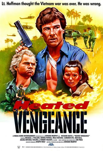 Heated Vengeance Poster