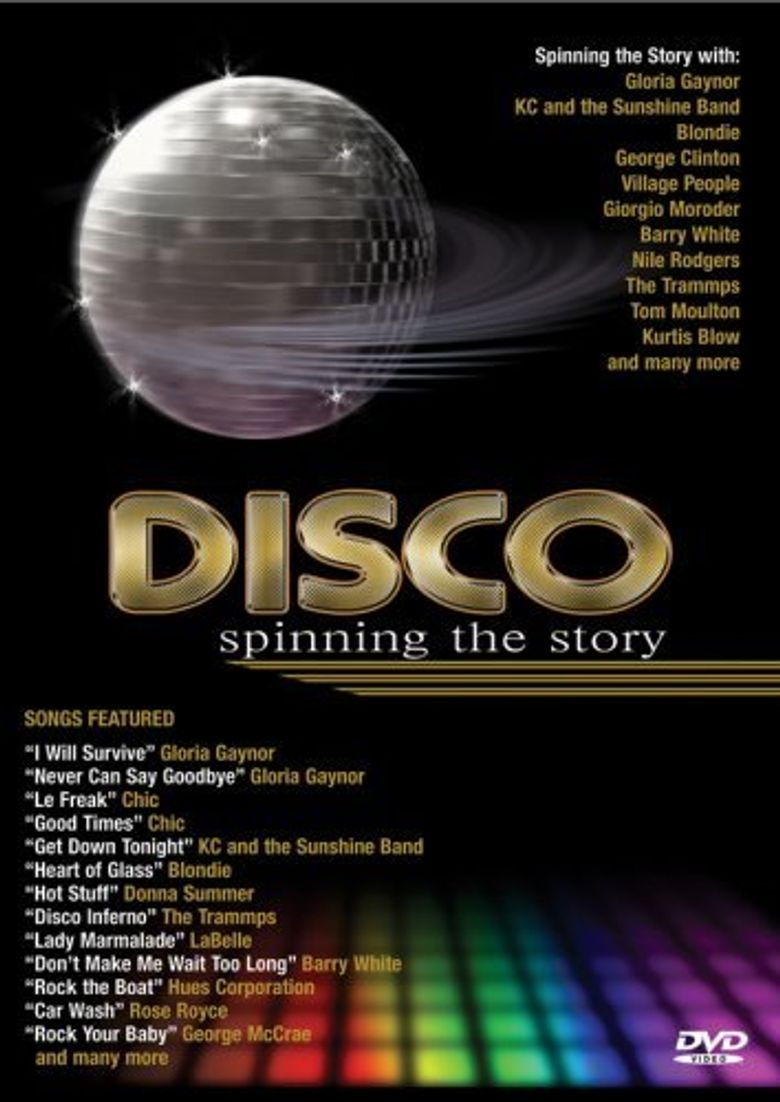 Watch Disco Spinning The Story