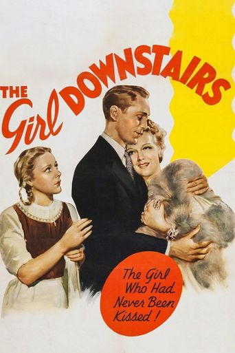 The Girl Downstairs Poster