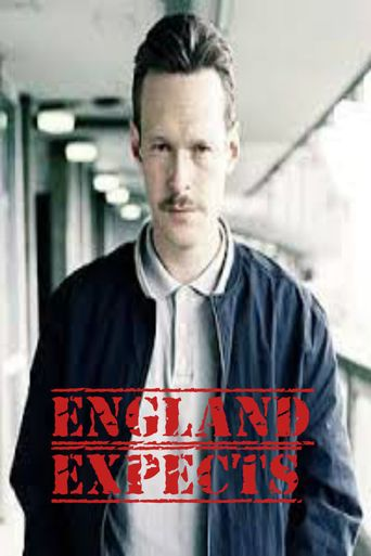 England Expects Poster
