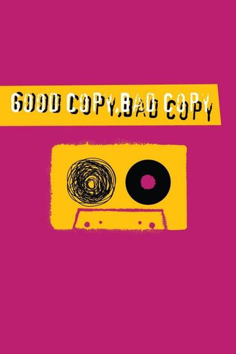 Good Copy Bad Copy Poster