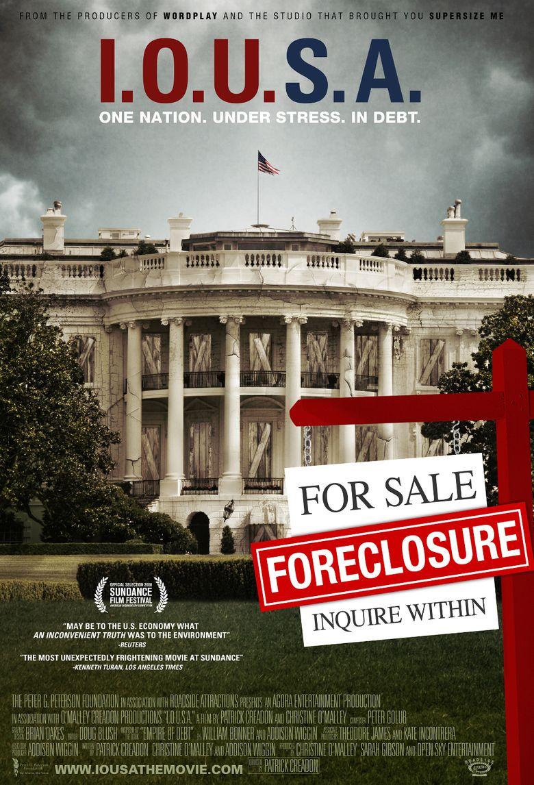 I.O.U.S.A. Poster