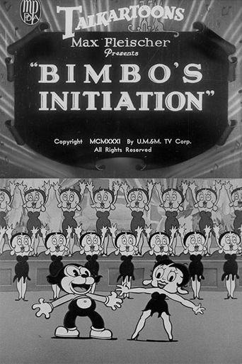 Bimbo's Initiation Poster