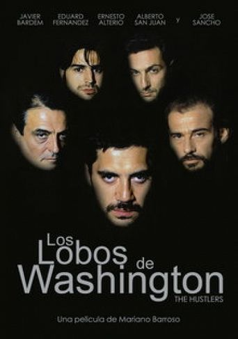 Los Lobos de Washington Poster