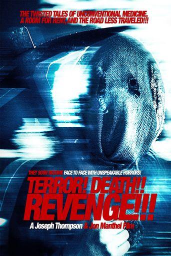 Terror! Death! Revenge! Poster
