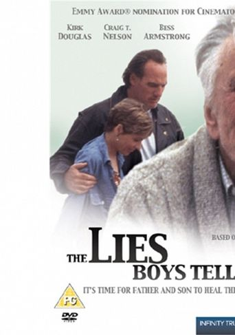 The Lies Boys Tell Poster