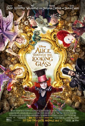 Watch Alice Through the Looking Glass