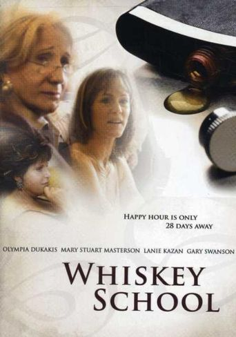 Whiskey School Poster