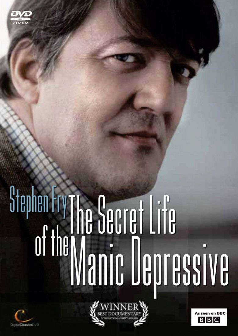 Stephen Fry: The Secret Life of the Manic Depressive Poster
