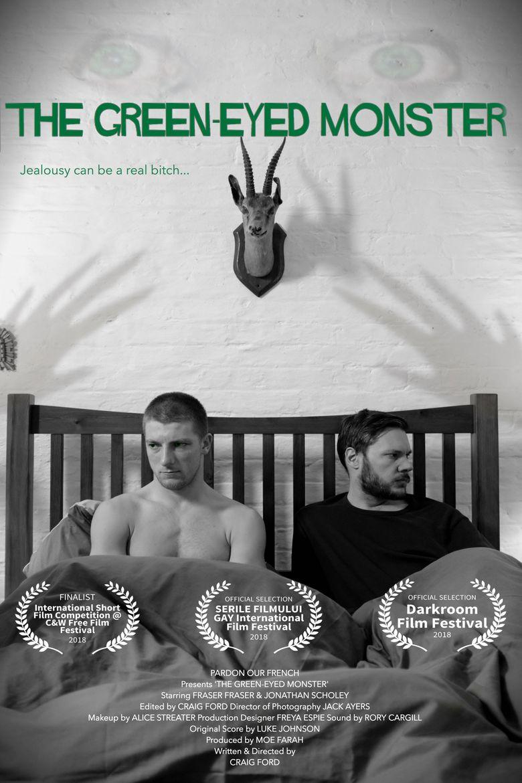 The Green-Eyed Monster Poster