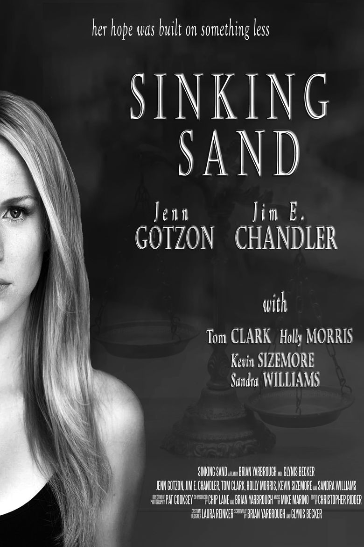 Sinking Sand Poster