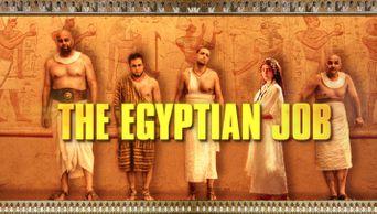 The Egyptian Job Poster