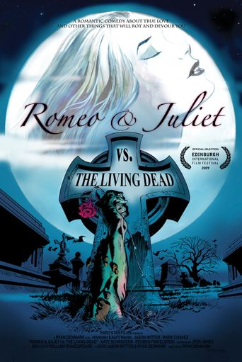 Romeo & Juliet vs. The Living Dead Poster