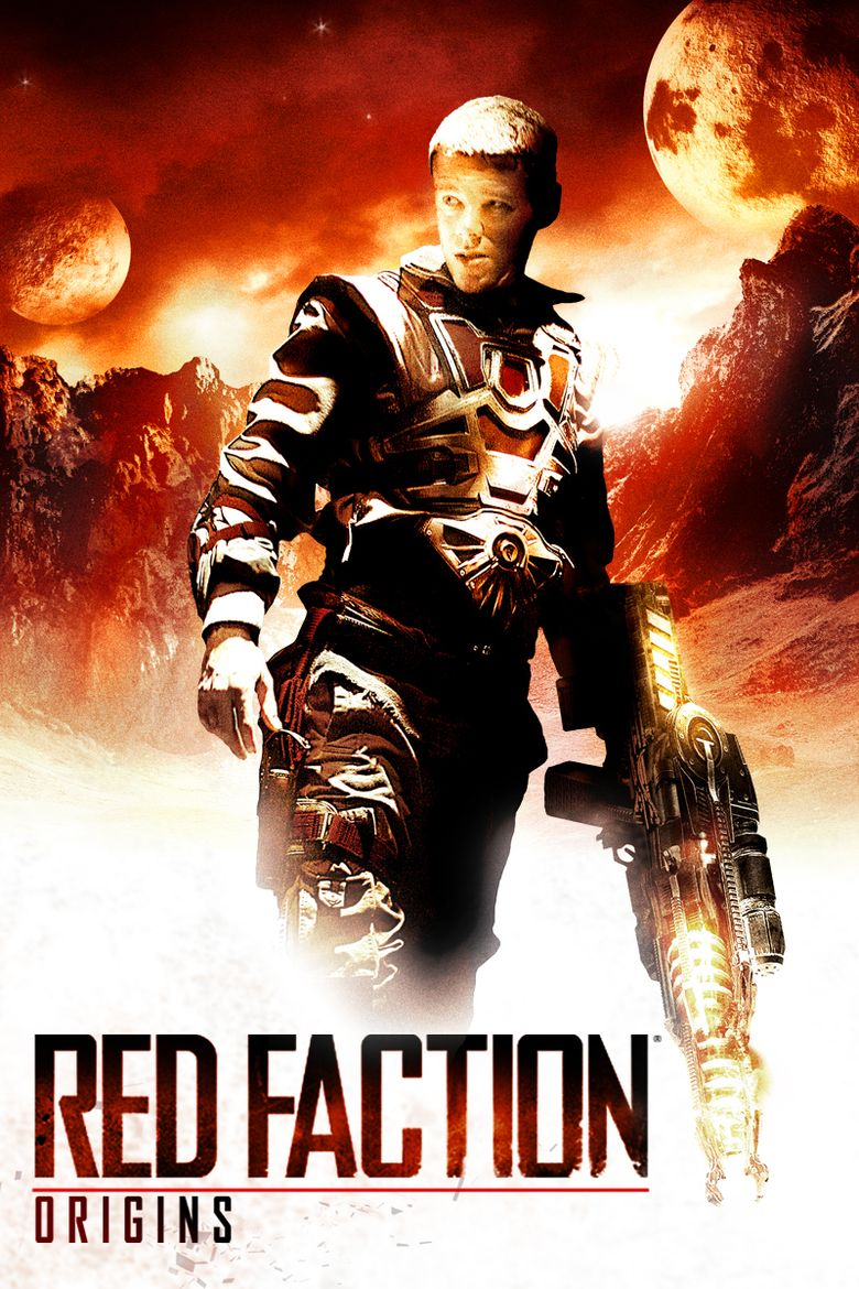 Watch Red Faction: Origins