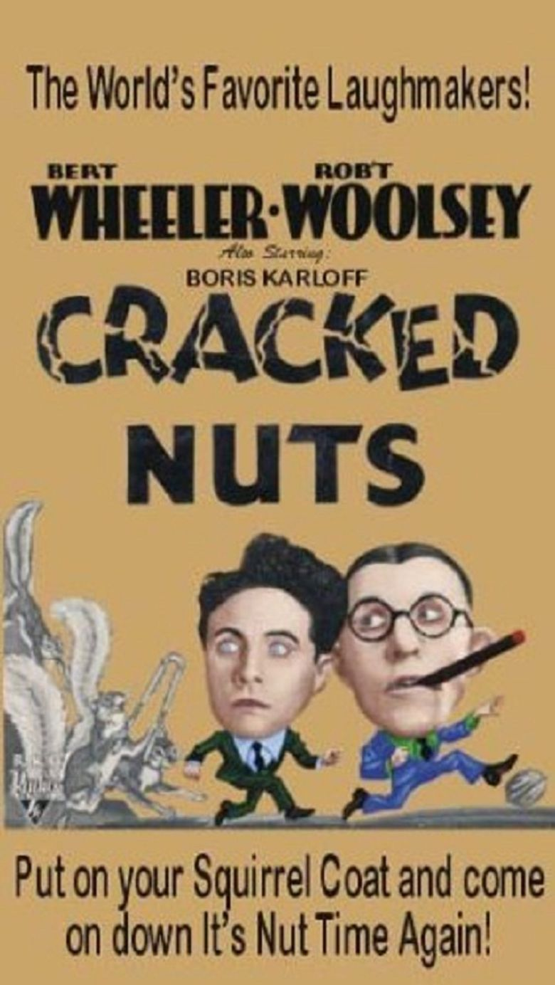 Cracked Nuts Poster