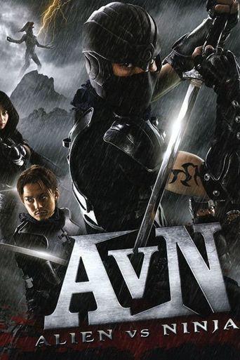 Alien vs. Ninja Poster