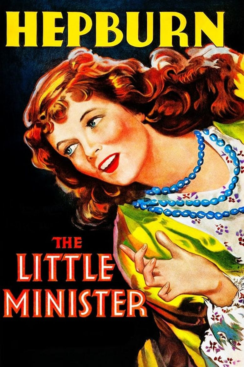 The Little Minister Poster