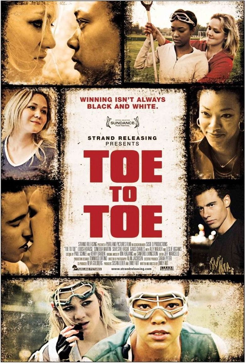 Toe to Toe Poster