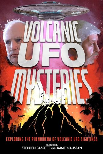 Volcanic UFO Mysteries Poster