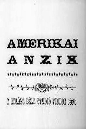 American Postcard Poster