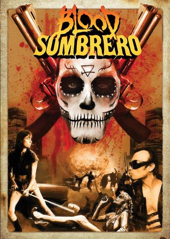 Blood Sombrero Poster