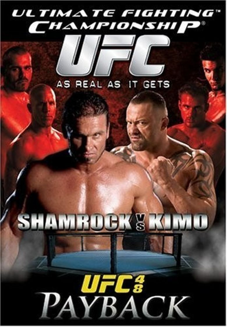 UFC 48: Payback Poster