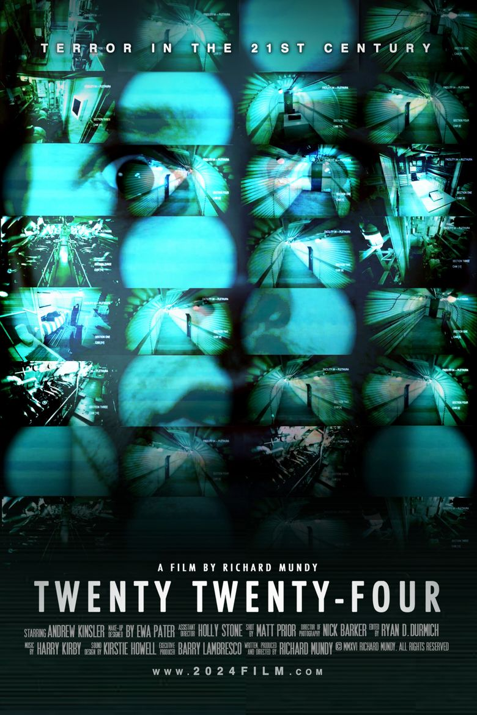 Twenty Twenty-Four Poster