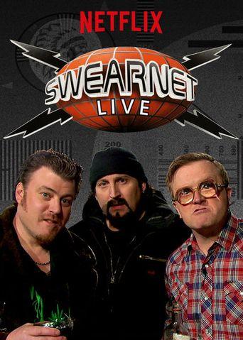 Swearnet Live Poster