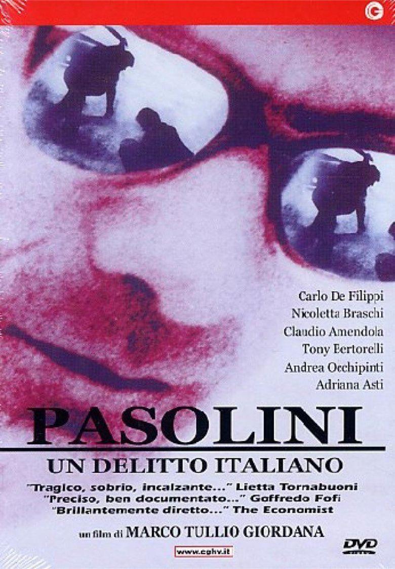 Who Killed Pasolini? Poster
