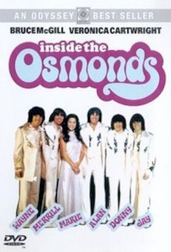 Inside The Osmonds Poster