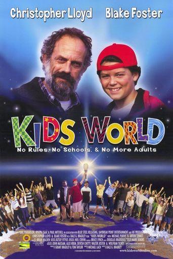 Kids World Poster