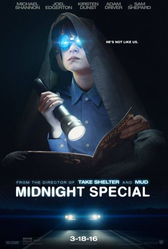 Watch Midnight Special