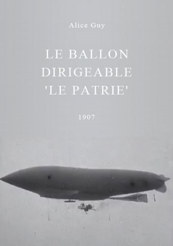 The Dirigible 'Homeland' Poster