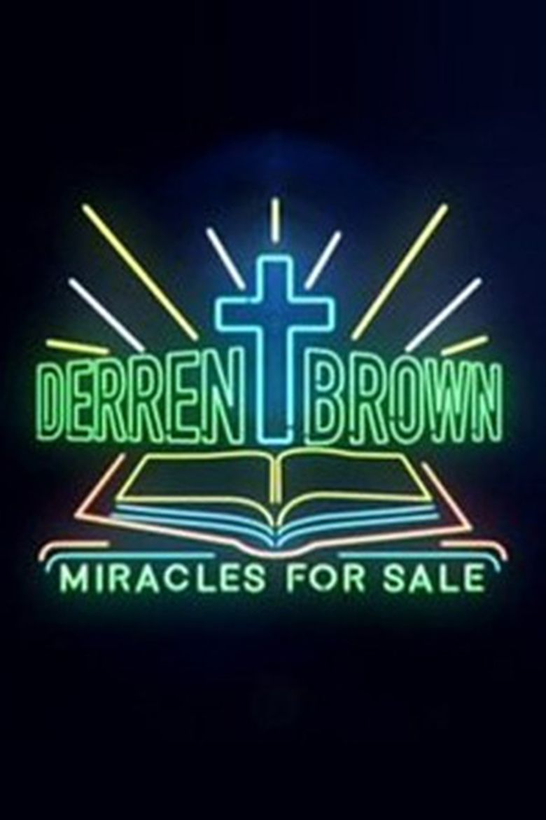 Derren Brown: Miracles for Sale Poster