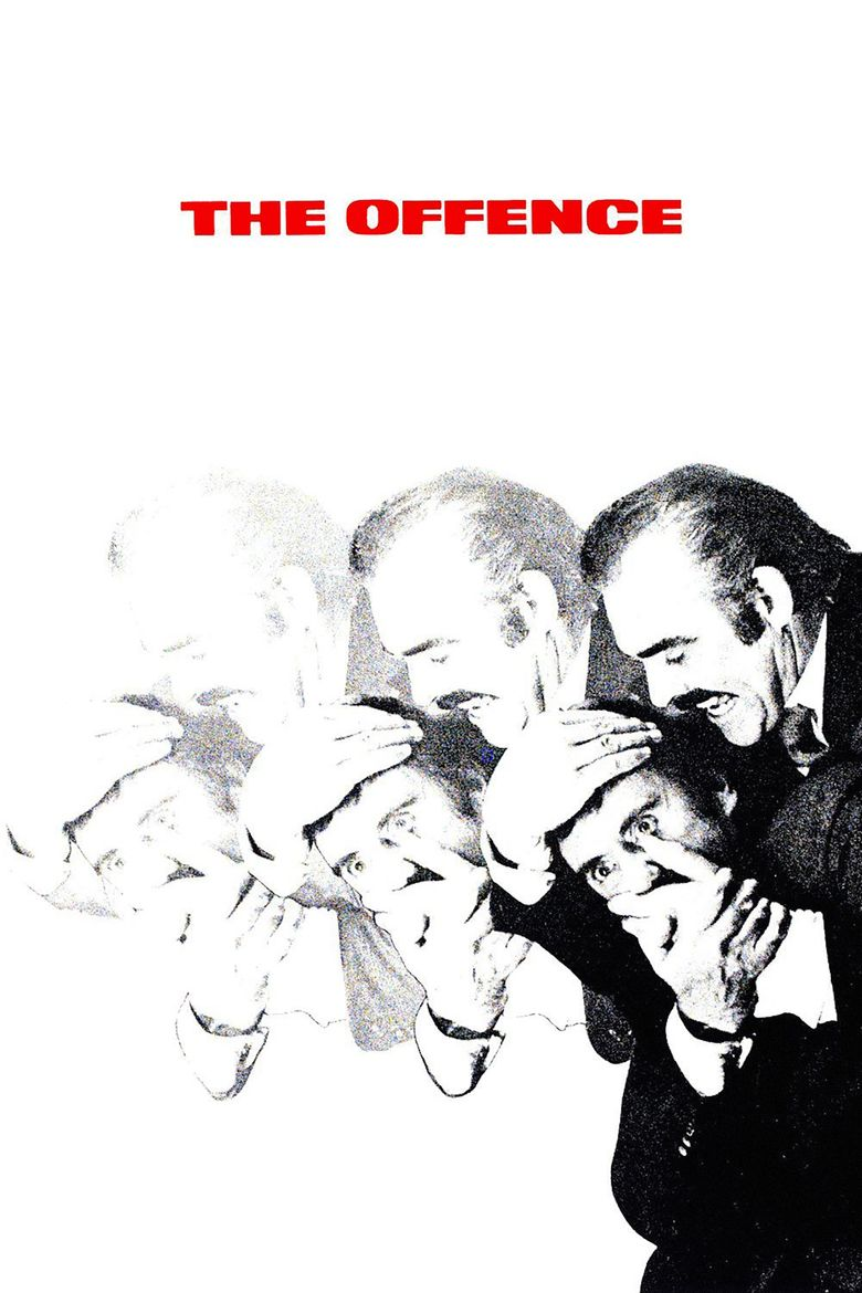 The Offence Poster