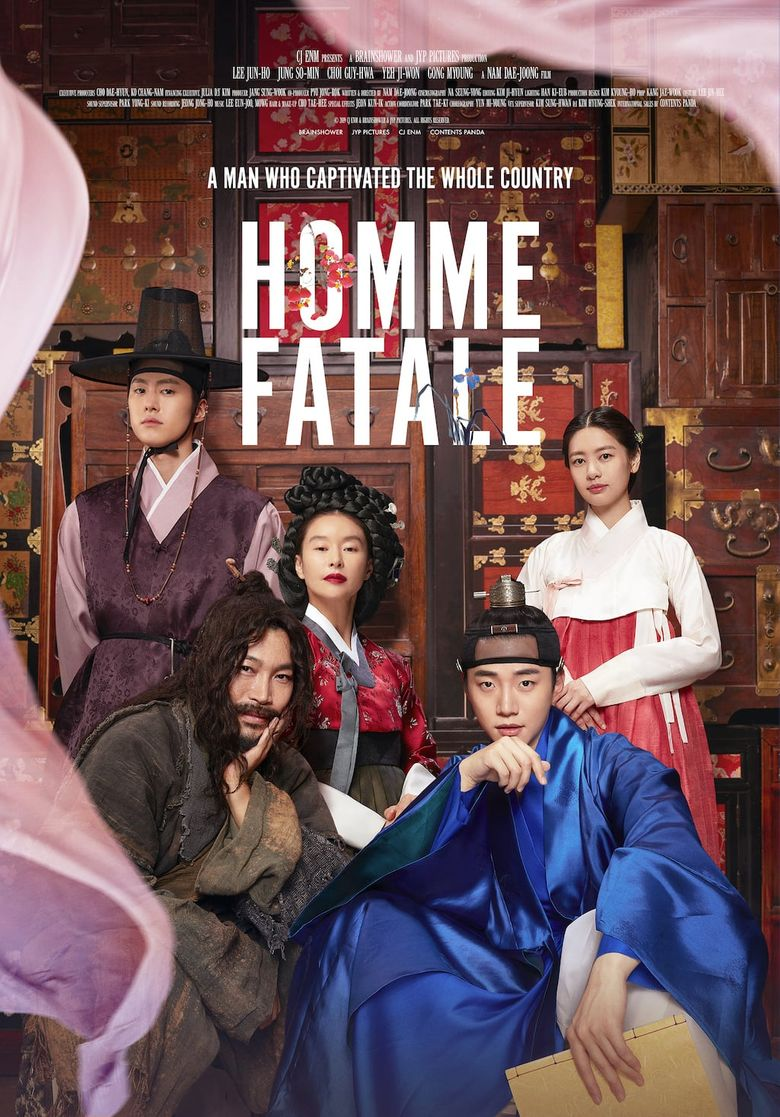 Homme Fatale Poster