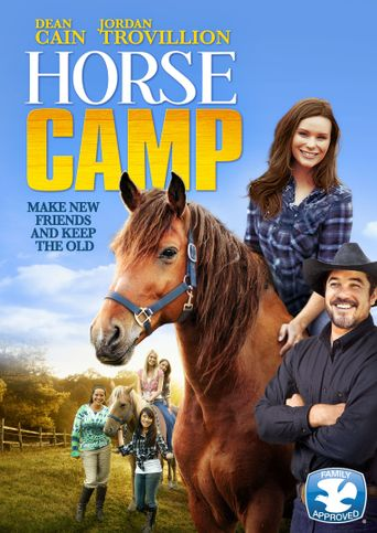 Horse Camp Poster
