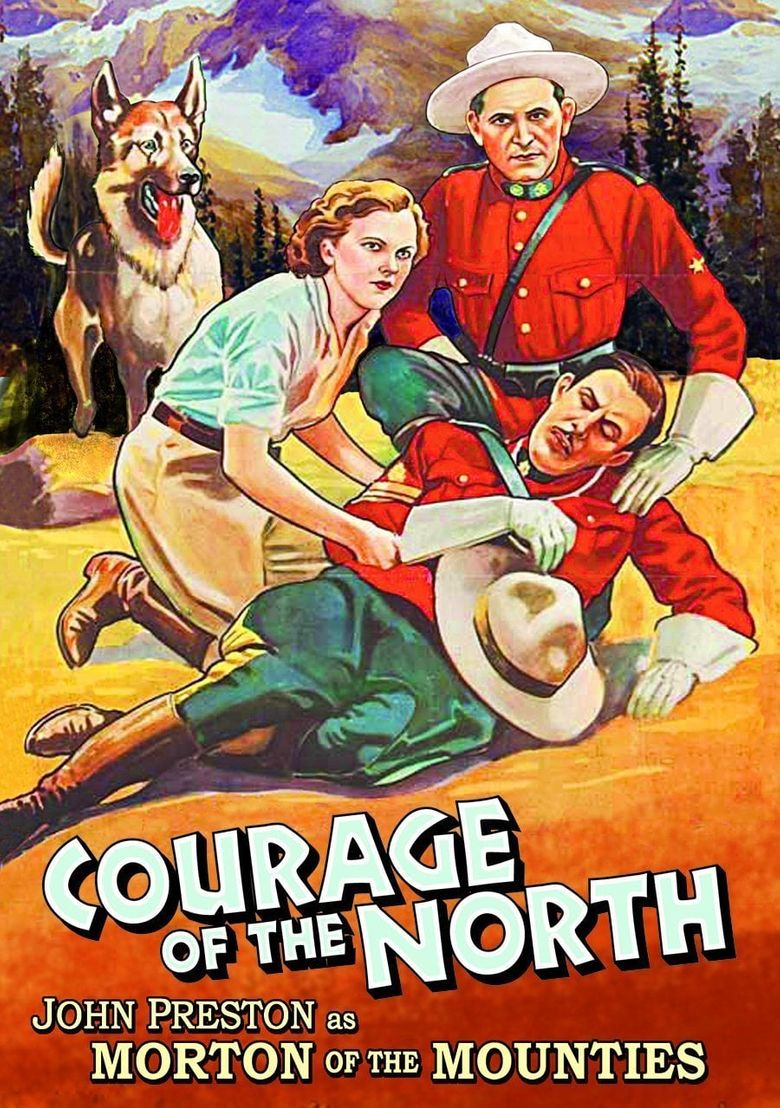 Courage of the North Poster