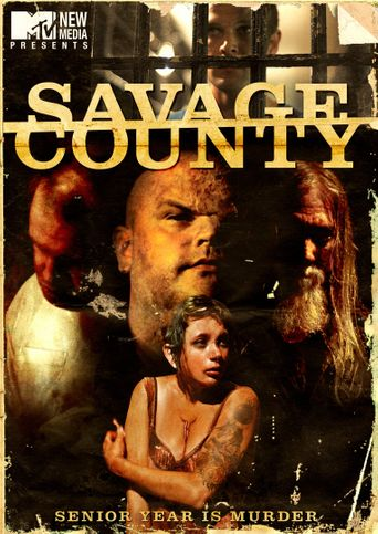 Savage County Poster