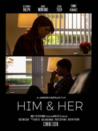 Him & Her Poster