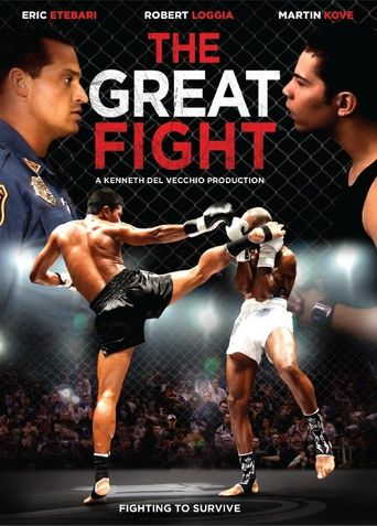 The Great Fight Poster