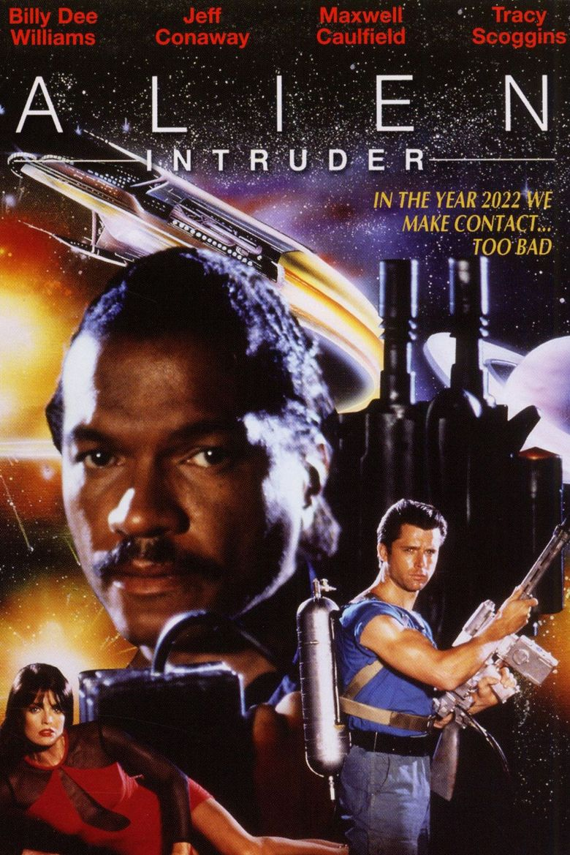 Alien Intruder Poster