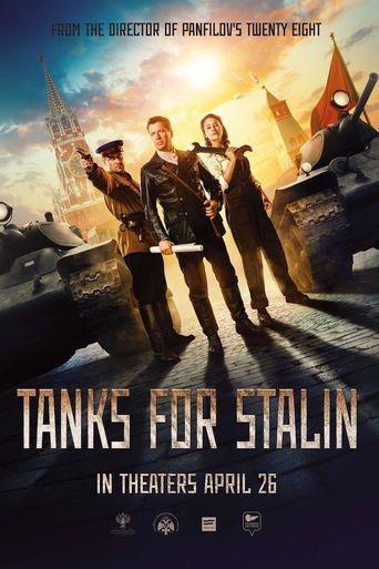 Tanks for Stalin Poster