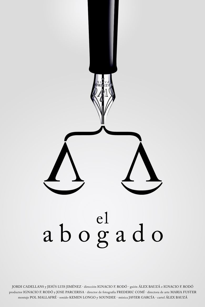 The Lawyer Poster