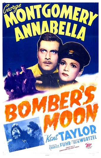 Bomber's Moon Poster