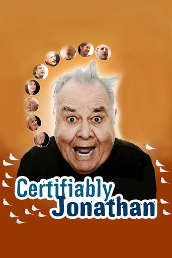 Certifiably Jonathan Poster